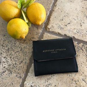 🎄4 for $25🎄 Adrienne Vittadini Black Wallet